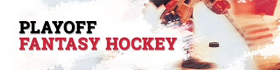 Playoff Fantasy Hockey
